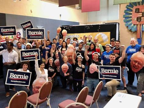Bernie Sanders Campaign Field Office Opens in Winter Park