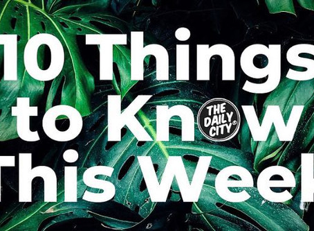 10 Things to Know This Week - April 6, 2020