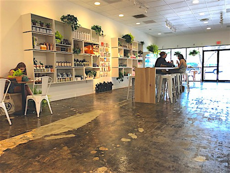 Craft & Common Coffee and Gift Shop Opens Downtown