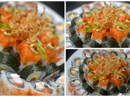 Sushi Restaurant Coming Downtown - U Roll Express