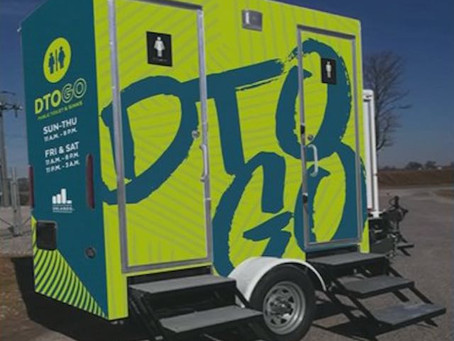 DTO GO Downtown Orlando Public Restroom Pilot Program Approved by City Council