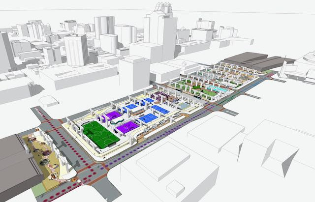 Under-i Urban Park Project in Downtown Orlando Begins With Hunt for Consultant Team