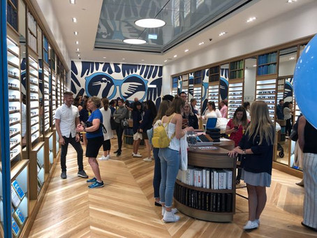 Warby Parker Opens Orlando Location Inside Mall at Millenia