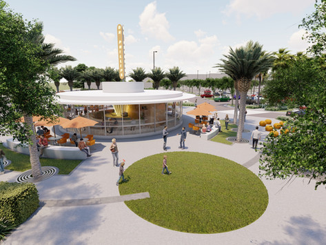 Packing District Juice Stand Landmark Contractor Announced