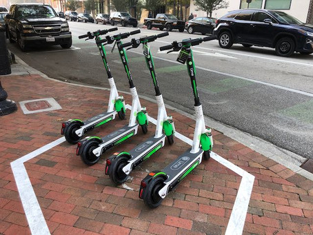 Scooter Share is Now Rolling in Downtown Orlando