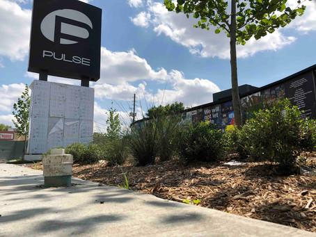 Orlando Pulse Interim Memorial Nears Completion