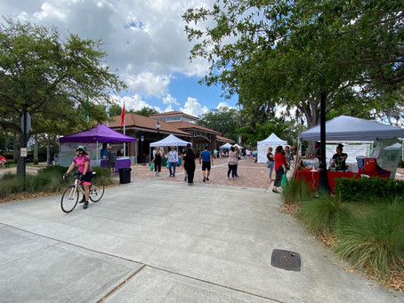 Farmers Market Will Continue Every Week in Winter Garden