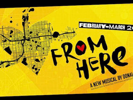 From Here - A Musical About A Gay Man Living in Orlando and Living Through the Pulse Tragedy