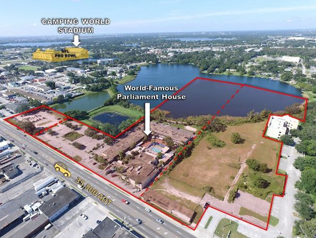 Miami Developer Buys 20-Acre Property in the West Colonial Opportunity Zone