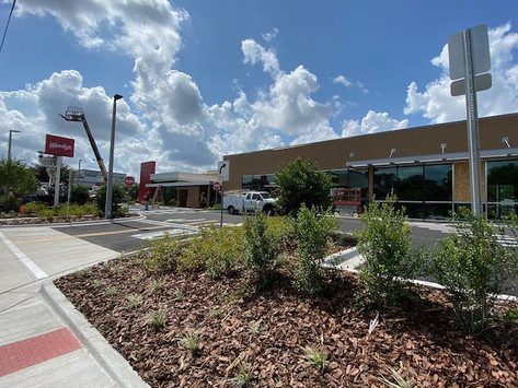 Asked No One: Why is That New Winter Park Wendy's Connected to a Shopping Strip?