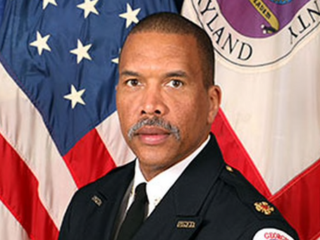 Mayor Buddy Dyer Announces Appointment of New Orlando Fire Department Chief