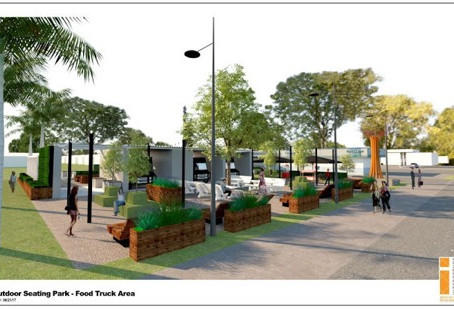 Hourglass District Now a Part of Curry Ford West Market District