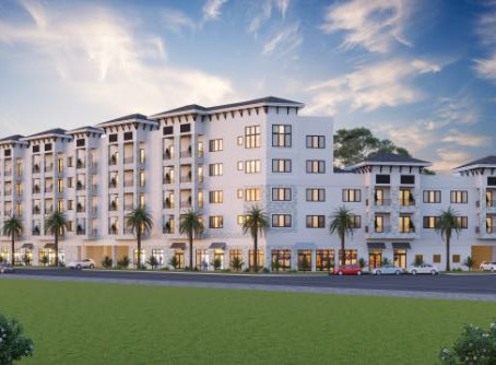 New Lake Copeland Apartments Project in the Works for SODO - Senior Living Facility