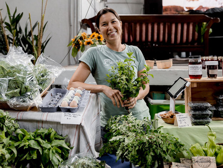 Downtown Orlando Indoor Farmers Market Brings in 1,591 Attendees During Inaugural Event