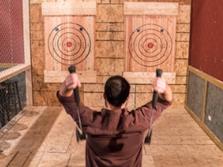 Ax-Throwing Venue Coming Downtown Near Craft & Common