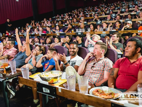 Alamo Drafthouse Cinema 10 Screen Dine-In Movie Theatre Coming to Orlando