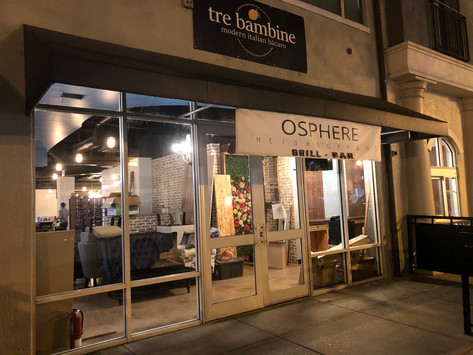 Osphere Restaurant Coming to Thornton Park