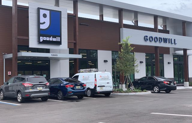 Lake Nona Gets a New 25,000 Square Foot Goodwill Store