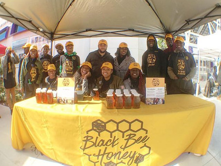 Parramore Farmers Market to Feature Student Honey Project