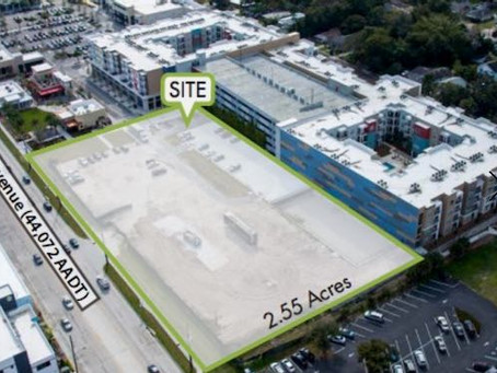 Empty Lot in Front of Mills Park Shopping Center Sells, May Get Hotel and Office Space