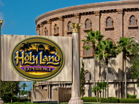 Holy Land Experience Laying Off Most of Its Employees