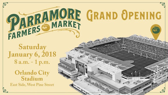 Parramore Farmers Market Launches Saturday as Part of $250,000 Grant