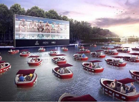 Floating Movie Theatre Event Coming to Orlando