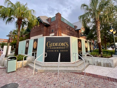Gideon's Bakehouse Disney Springs Location In Works - Hot Cookie Hour & Victorian Whimsy Coming Soon