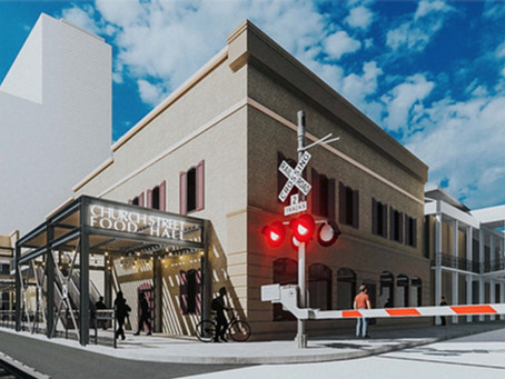 While Restaurant and Landlord Clash Over Downtown Food Hall Plans, Board Approves Them