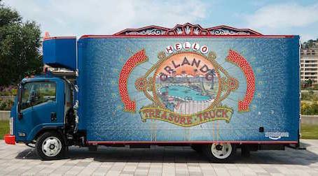 Amazon Treasure Truck Free Summer Movie Nights - Isle of Dogs and Hotel Transylvania