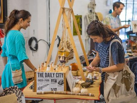 This Sunday - Orlando Flea Downtown Holiday Gift Market Returns
