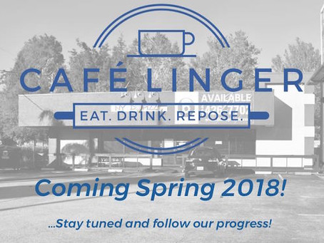 Cafe Linger Moving Into College Park College Park NYPD Pizza