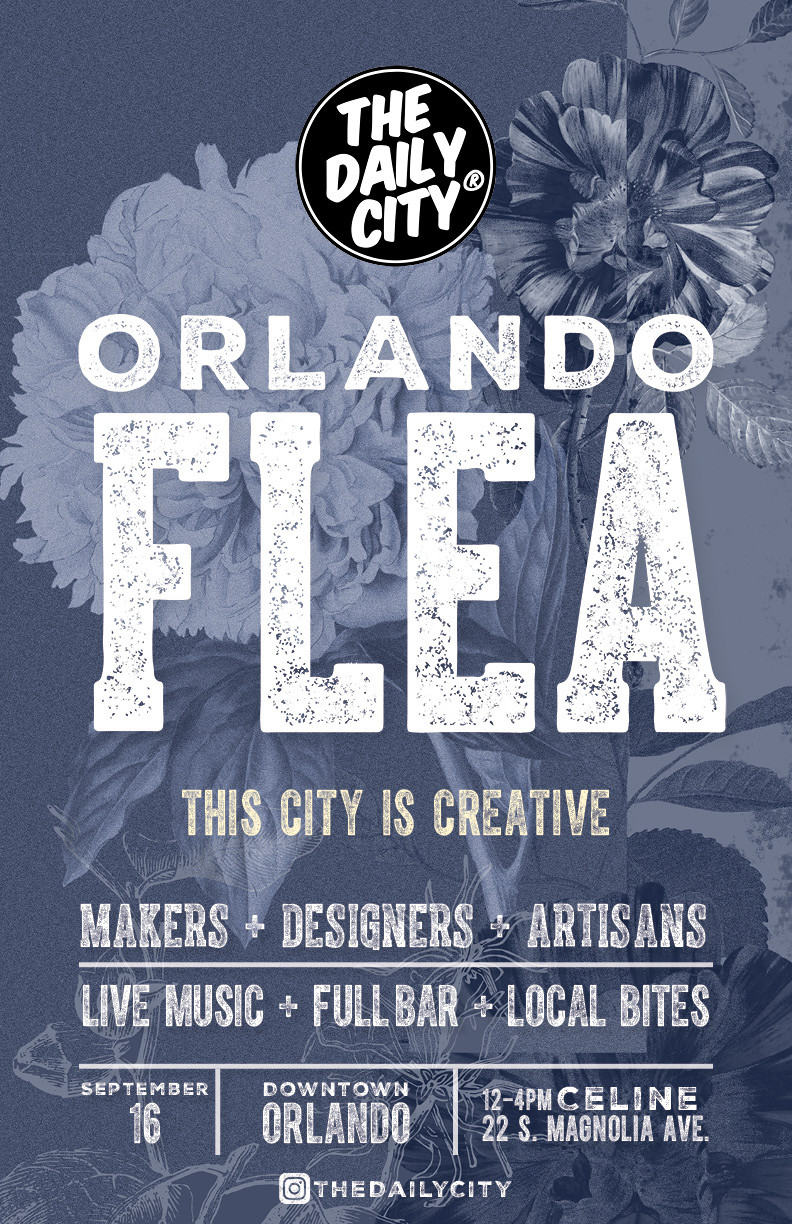 Orlando Flea by The Daily City