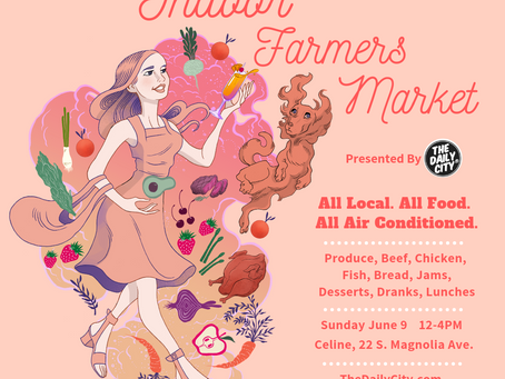 Indoor Farmers Market Comes to Downtown Orlando