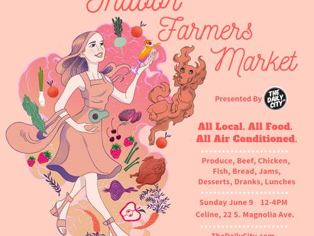 Indoor Farmers Market Comes to Downtown Orlando