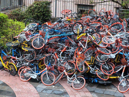 Up to 1,200 Rental Bikes Coming to UCF With Zero Docks