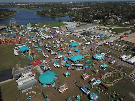 Central Florida Fair Getting New Livestock and Event Pavilion