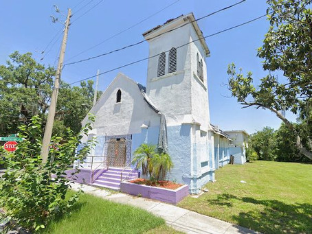 Black Bottom House of Prayer May Be Designated a City Historic Landmark