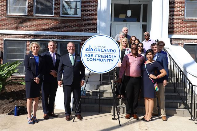 City of Orlando Age Friendly Action Plan begins in 2019