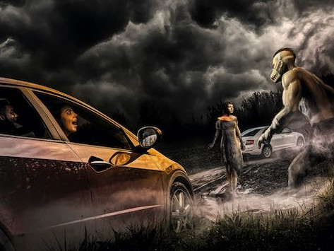 Orlando Halloween 2020 - The Haunted Road Contactless Drive Thru Event in the Works