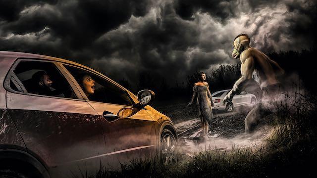 Lake Nona Halloween Events 2020 Orlando Halloween 2020   The Haunted Road Contactless Drive Thru