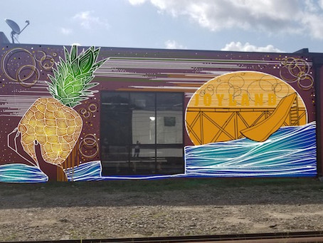Orlando's Pineapple History to be Celebrated in New Ivanhoe Park Brewing Company Mural