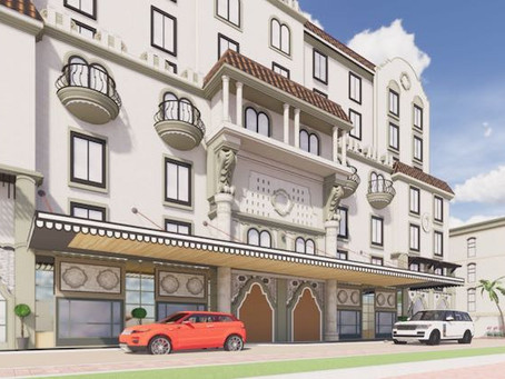 Lake Eola Hotel in the Works