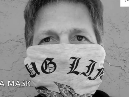 Don't Sew And Want to Make a Mask? Here's How to Do It.