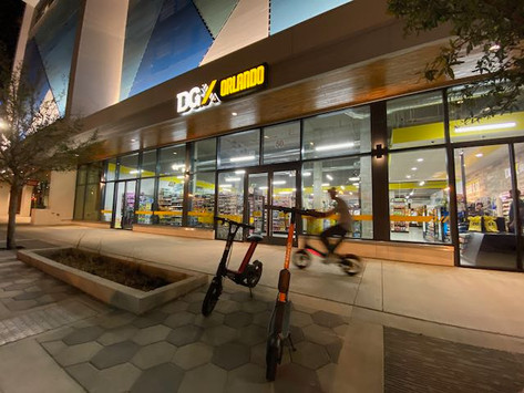 Mini Grocery Store Opens in Downtown Orlando Called DGX
