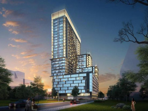 30 Story Apartment Building with Hotel and Retail Proposed Downtown