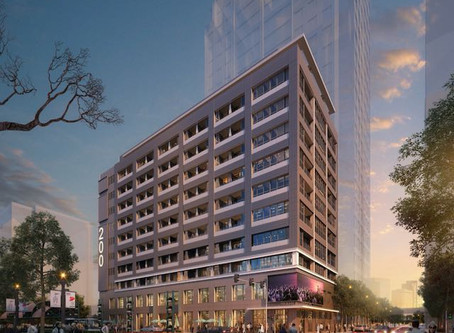 Downtown Orlando Apartments to Overtake Former Office Building