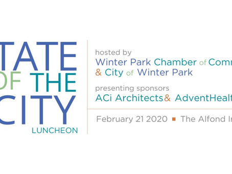State of the City presented by ACi Architects and AdventHealth
