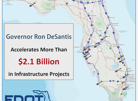State to Accelerate Road Projects in Orlando And Beyond Due to Reduced Traffic