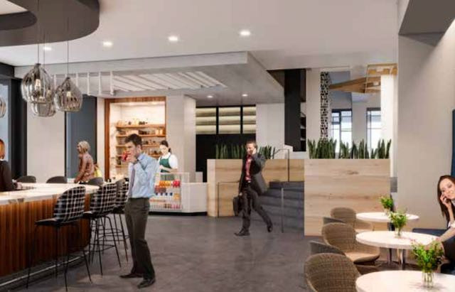 Orlando Food Hall in the Works on Busy Downtown Corner